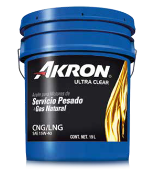 Akron Ultra Clear CNG/LNG